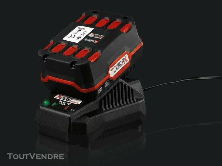 parkside performance perforateur-burineur sans fil avec sds-