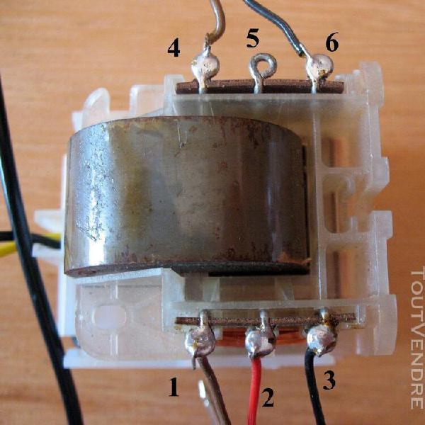 transformateur d'appareil hifi - 013