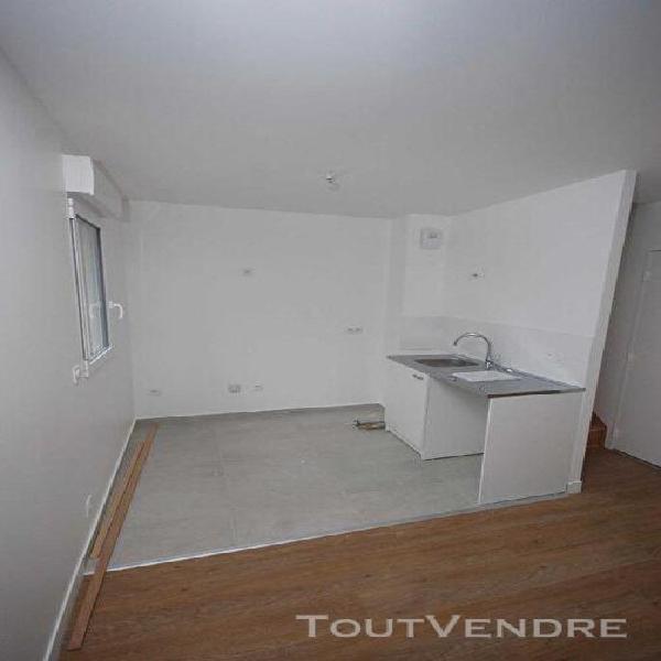 Appartement 4 pièces en duplex à rosny sous bois