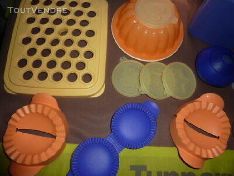 Super lot boites et autres * tupperware lot 10a* neuf et occ