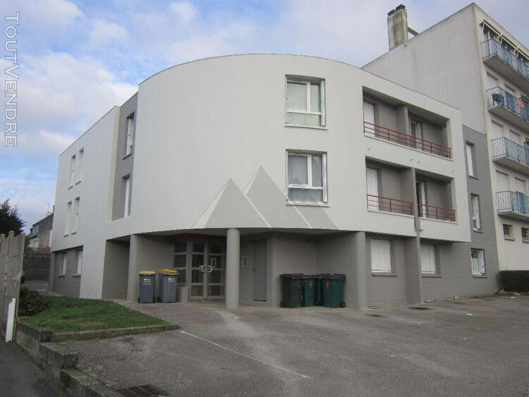 Brest facs de sciences studio 20m²