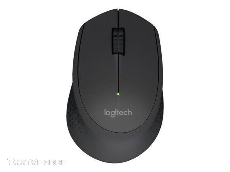 logitech m280 - souris - pour droitiers - optique - 3 bouton