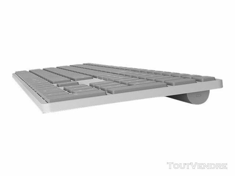 microsoft surface keyboard - clavier - sans fil - bluetooth