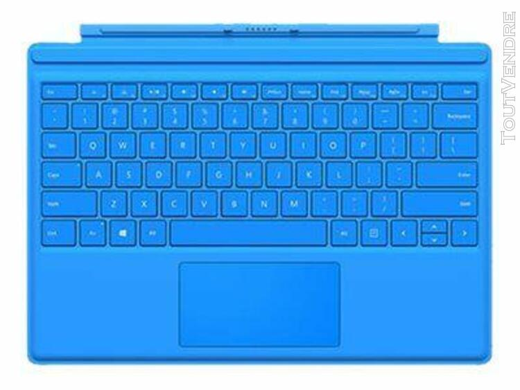 microsoft surface pro 4 type cover - clavier - avec trackpad