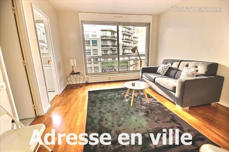 Studio étage élevé balcon levallois perret - 1 pièce(s)