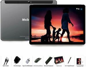 Tablette tactile 10 pouces - meberry android 9 pie tablettes