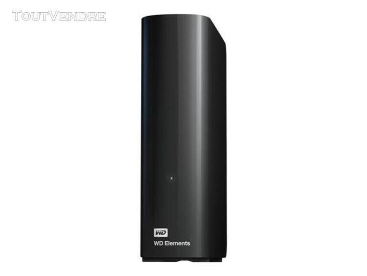wd elements desktop wdbwlg0020hbk - disque dur - 2 to - exte