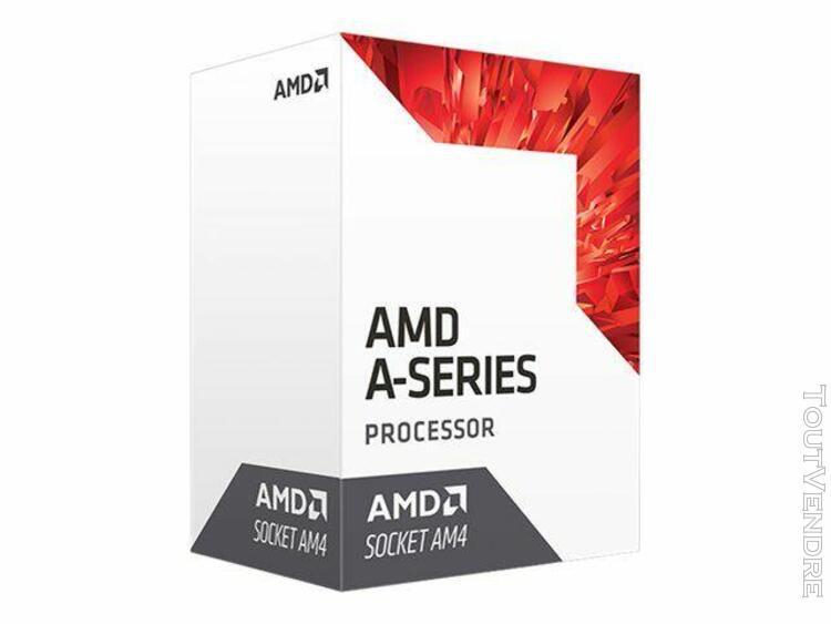 amd a8 9600 - 3.1 ghz - 4 coeurs - 2 mo cache - socket am4 -