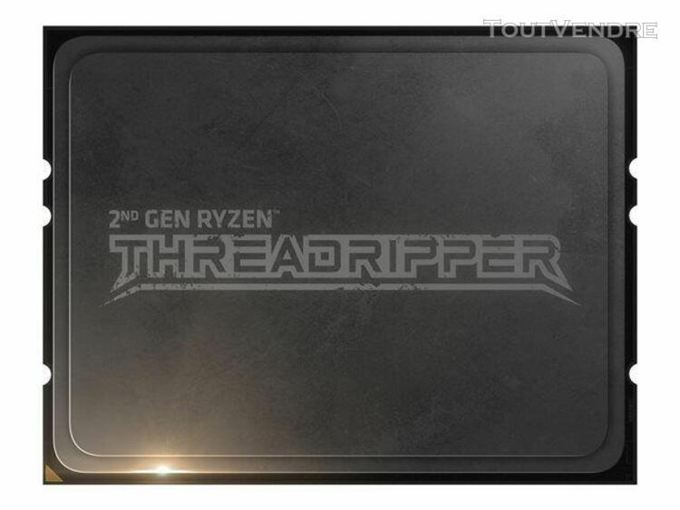 amd ryzen threadripper 2920x - 3.5 ghz - 12 coeurs - 24 file