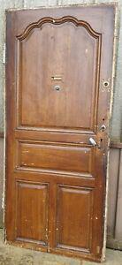 Boiserie.....ancienne porte louis xv en chêne, de