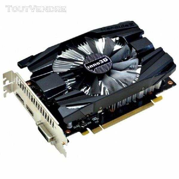 carte graphique inno3d geforce gtx 1060 6gb compact x1 - 614