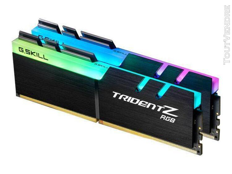 g.skill tridentz rgb series - amd edition - ddr4 - 32 go: 2
