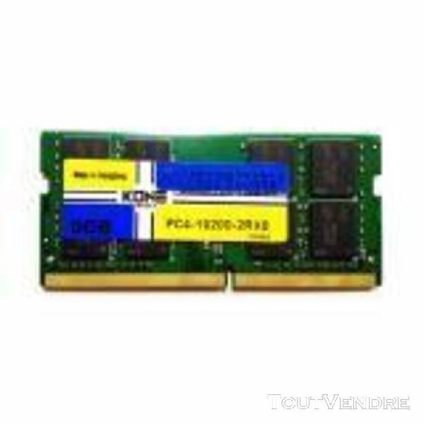 gear-walker 8 go ddr4 2400mhz sodimm ram pour pc portable