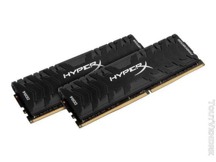 hyperx predator - ddr4 - 32 go: 2 x 16 go - dimm 288 broches