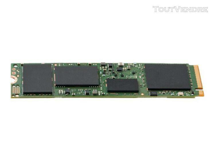 intel solid-state drive 600p series - disque ssd - chiffré