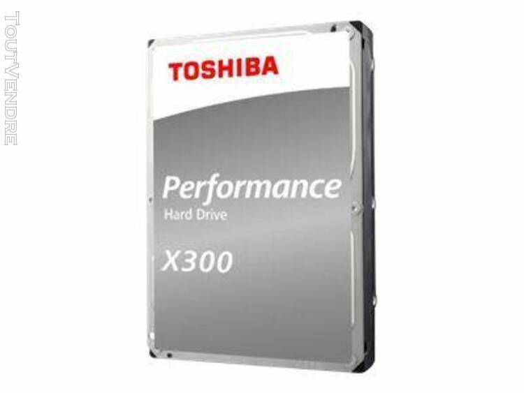 toshiba x300 performance - disque dur - 8 to - interne - 3.5