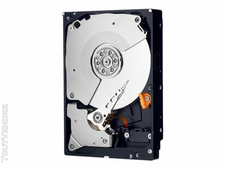 "wd black wd4005fzbx - disque dur - 4 to - interne - 3.5"" - s"