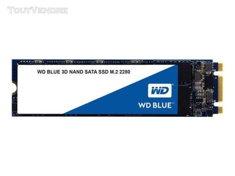 wd blue 3d nand sata ssd wds200t2b0b - disque ssd - 2 to - i