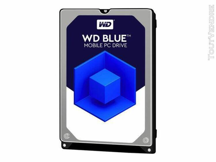 "wd blue wd7500bpvx - disque dur - 750 go - interne - 2.5"" -"