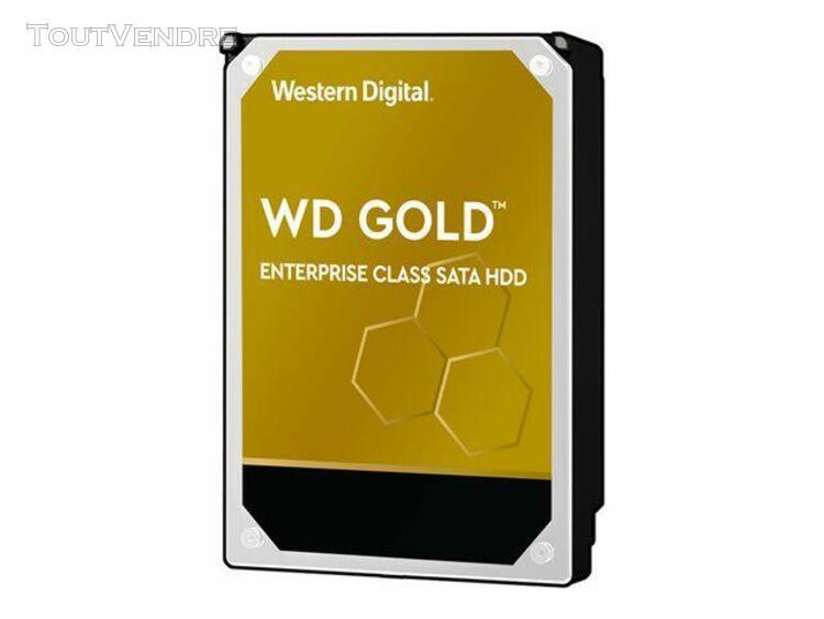 wd gold datacenter hard drive wd1005fbyz - disque dur - 1 to