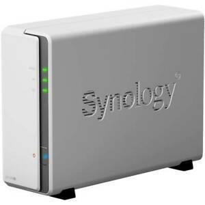 Boîtier serveur nas synology diskstation ds120j 1 baie