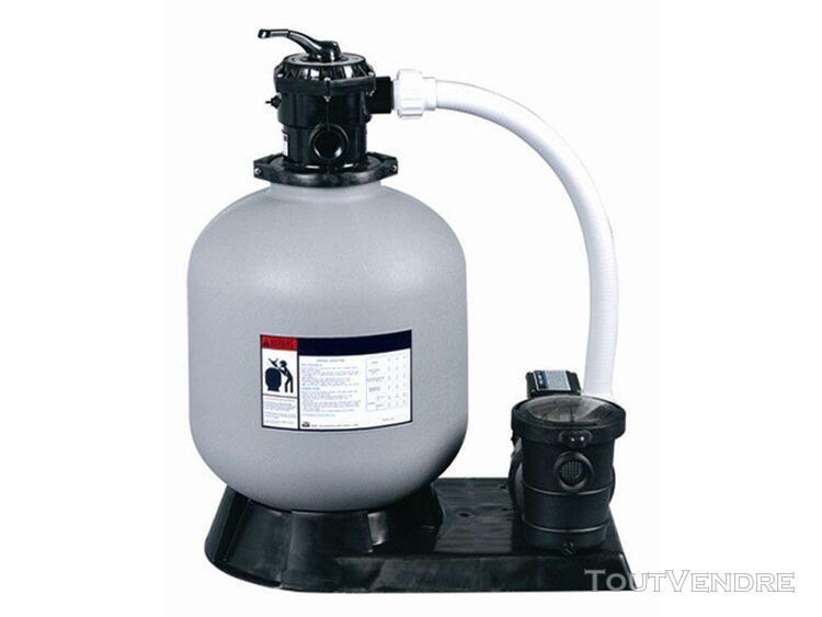 Groupe de filtration à sable complet 7 m3/h