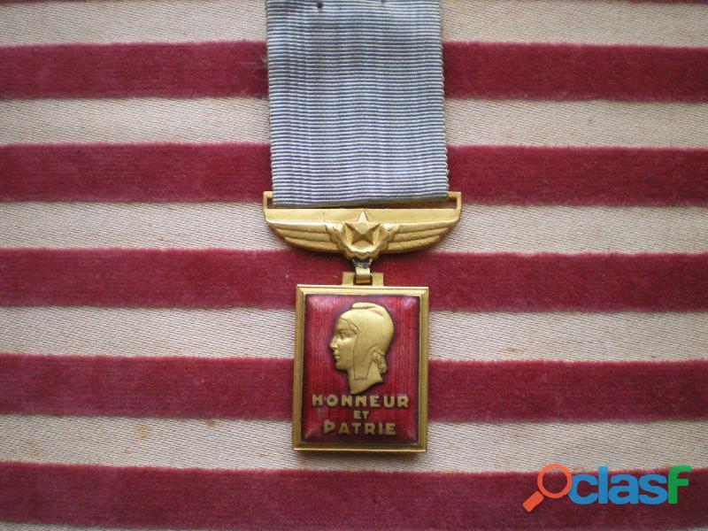 Médaille de l'Aéronautique 1945.
