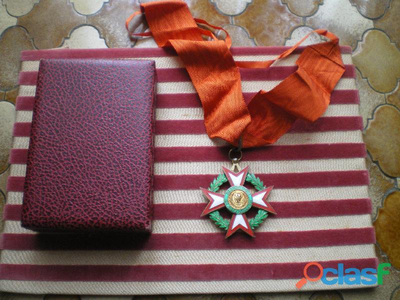 Ordre National de la Côte d'Ivoire (Afrique). National Order of Ivory Coast. 2