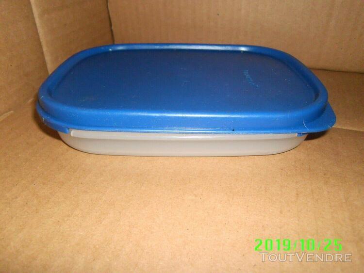 Tupperware boite modulaire rectangulaires 400 ml