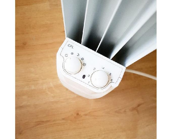 Radiateur à inertie acova - 750 w