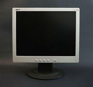 Informatique / pc - acer al1511 - monitor / ecran