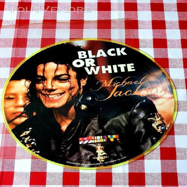Michael jackson black or white live bucarest 1993 picture di