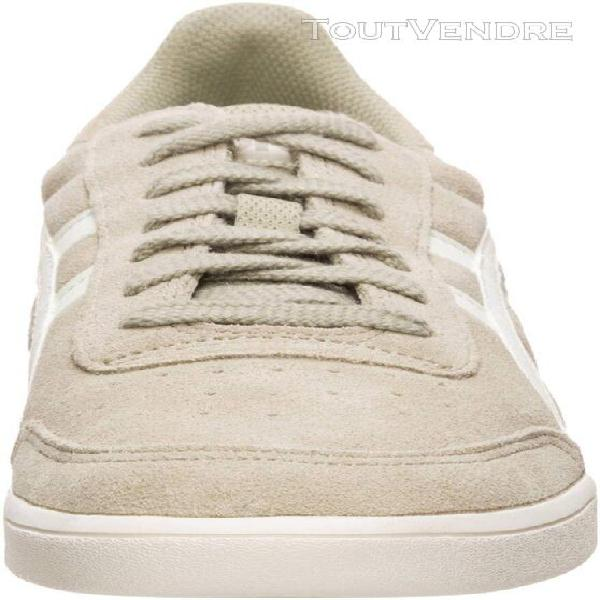 Asics tiger vickka trs baskets pour homme, 1191a107, beige,
