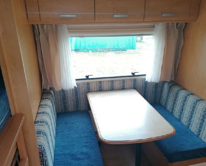 Caravane caravalair antares luxe 426