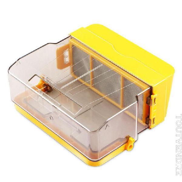 Dust box fit pour ecovacs d45a tcr660 tcr665 aspirateur acce