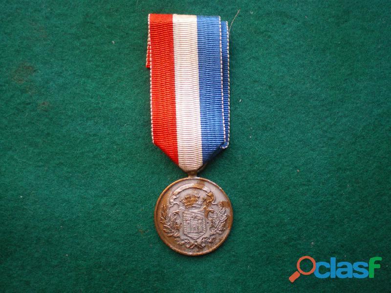 Médaille de l'Union Fraternelle des Anciens Militaires de Terre et de Mer.