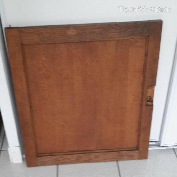 Porte ancienne en chêne pour déco