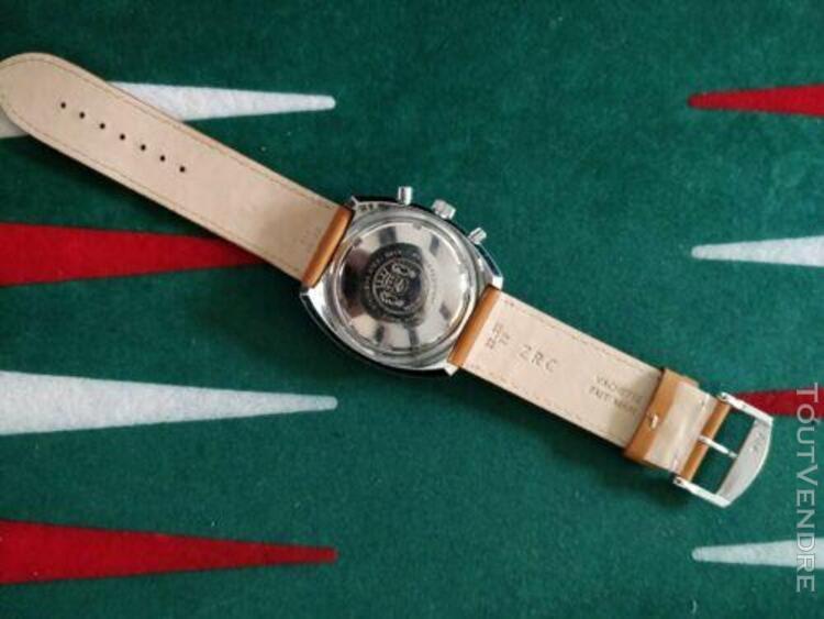 Chronographe vintage sicura - circa 1970