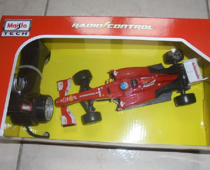 Ferrari alonso radiocommandée formule1 f138 neuve