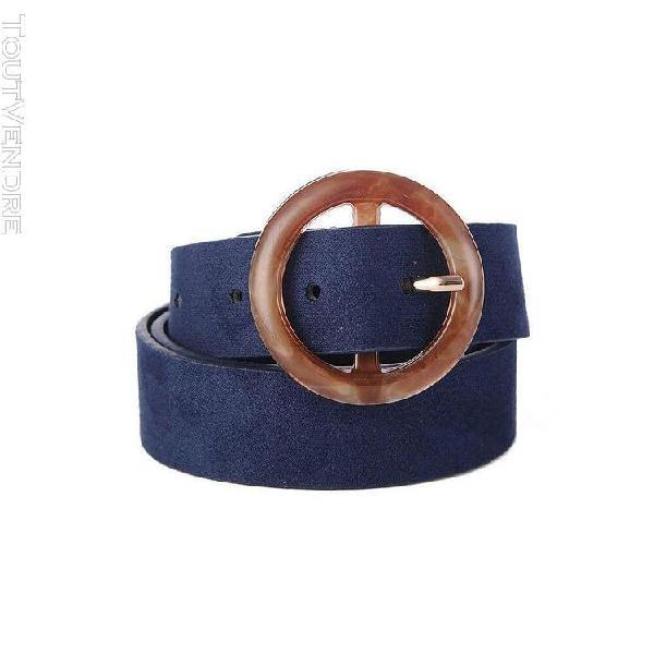 Jewelcity - ceinture sunkissed - femme (bleu marine) - utjw9