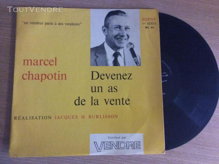 Marcel chapotin