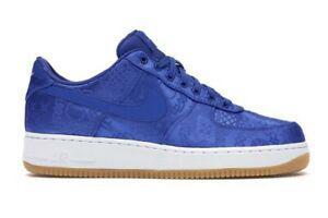 Nike air force 1 prm clot blue silk / taille us 11 - fr 45