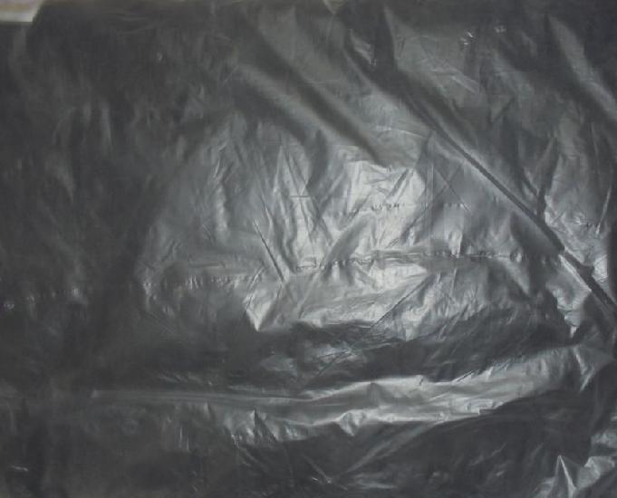 Tête de lit alison - 50x70 cm en coton noire neuve