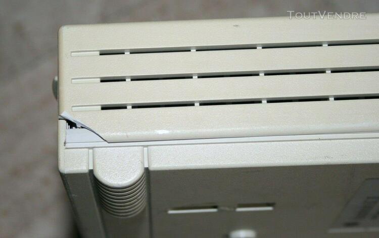Carcasse coque ordinateur apple macintosh lc ii dans l etat