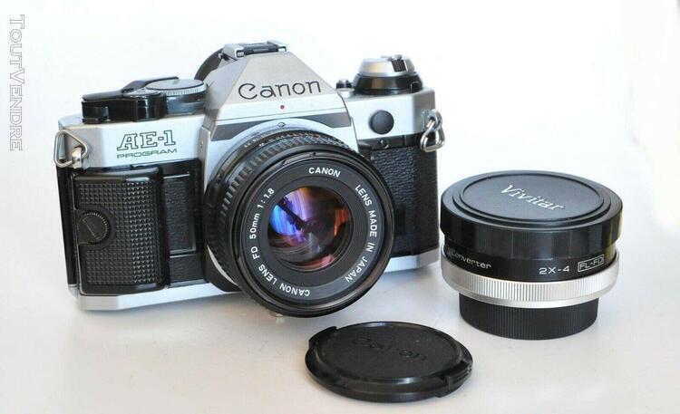 Canon ae1 program
