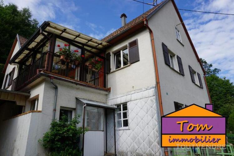 maison 160 m2 sur 7 ares terrain
