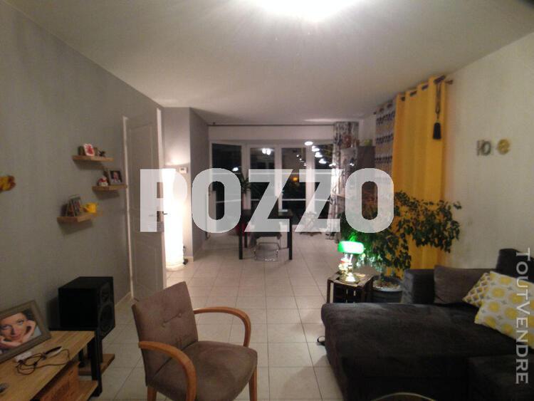 Maison t4 (94 m²) à louer à louvigny