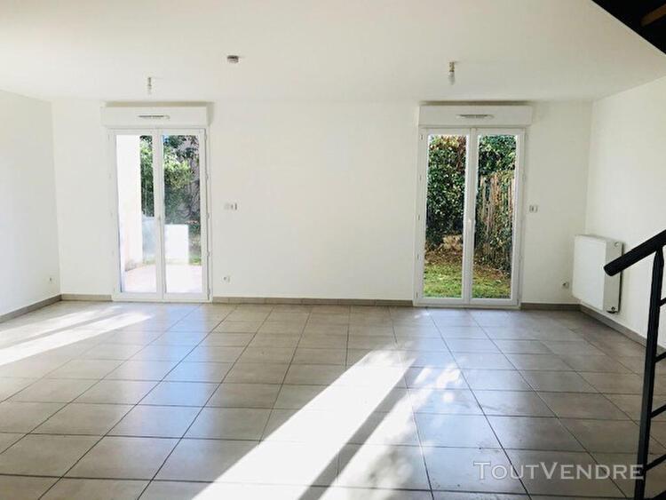 maison toulouse lardenne 4 pièce(s) 88.78 m2