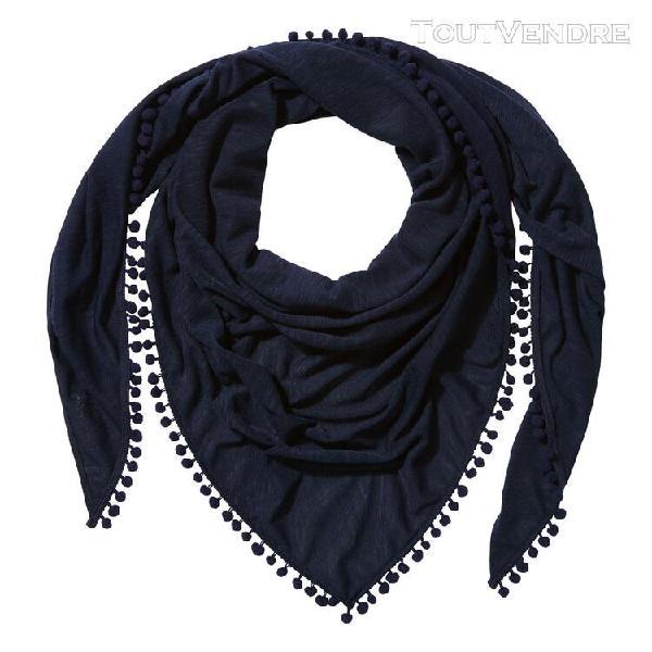 Craghoppers - foulard florie - femme (bleu marine) - utcg136
