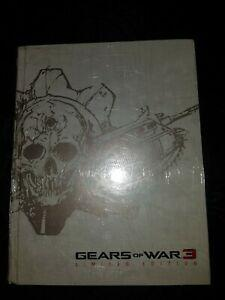 Guide officiel gears of war 3 version anglaise neuf sous